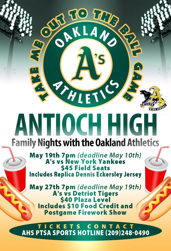 A's Family Night