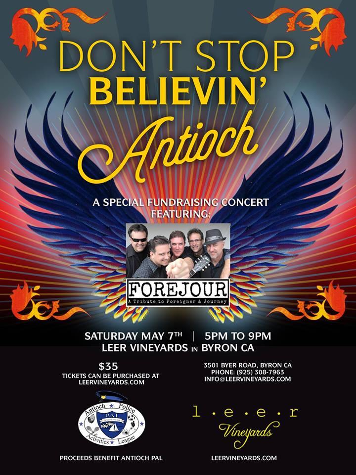 PAL Benefit Concert