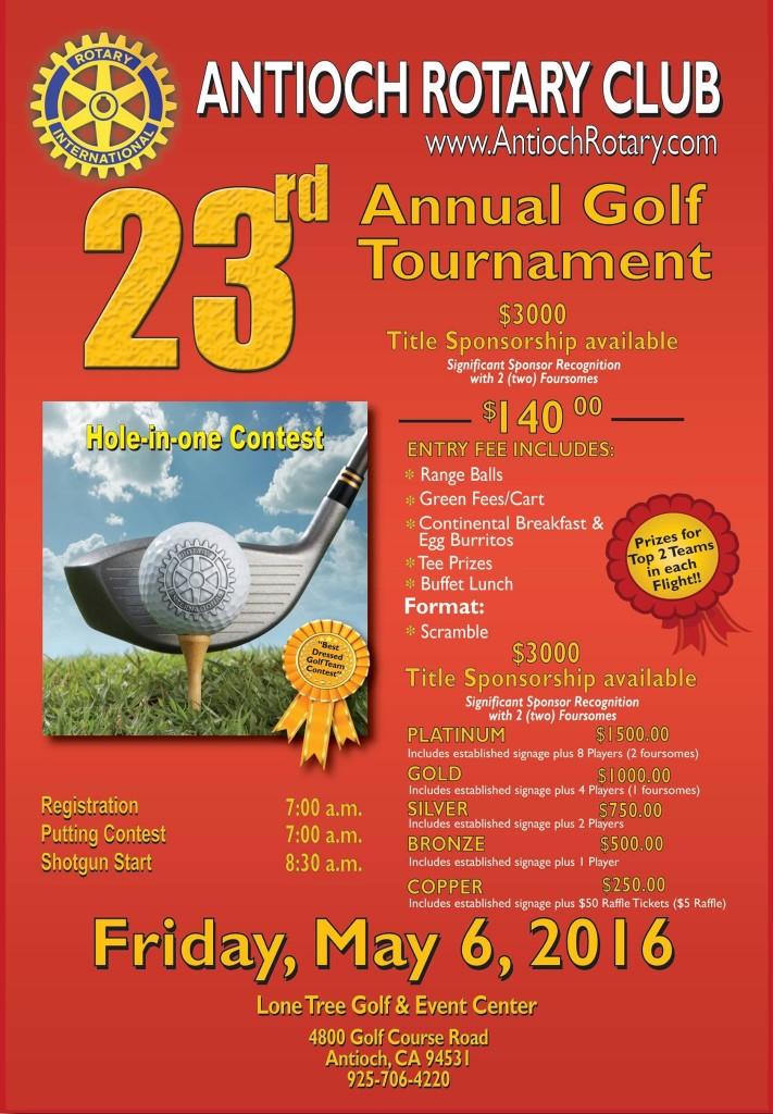 Rotary Golf Tourney