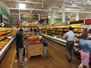 Delta Fresh Foods offers organic and natural produce.