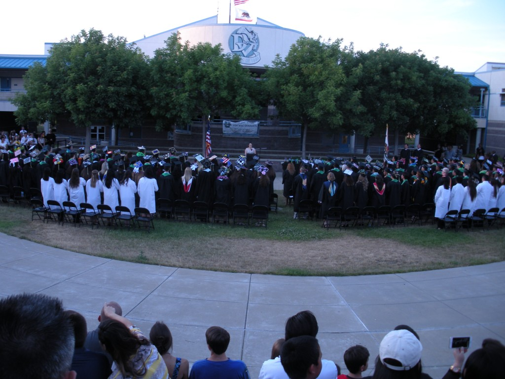 Dozier-Libbey Medical High graduated the Class of 2016 during commencement ceremonies at Deer Valley High's outdoor amphitheater in the cooler hours of Friday evening, June 3rd.