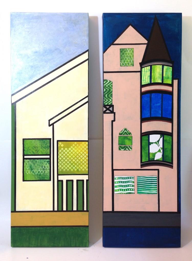 Dwellings by Lisa Fulmer