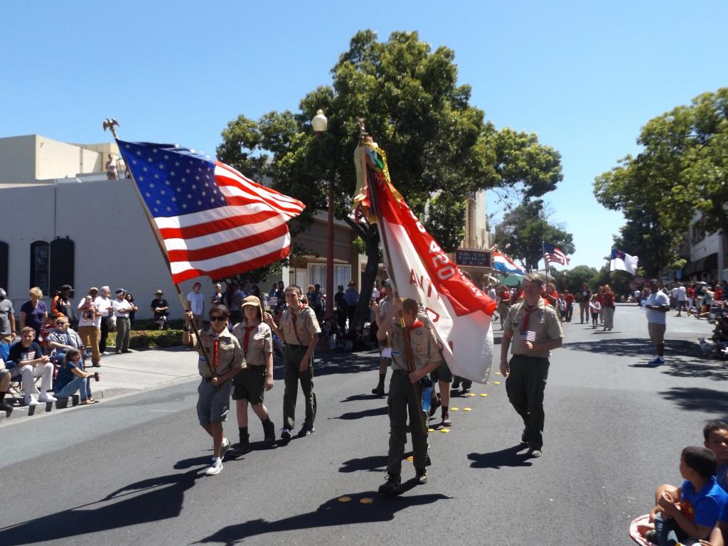 Boy Scouts Troop 450