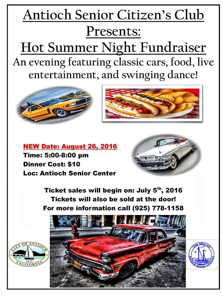Hot Summer Night event