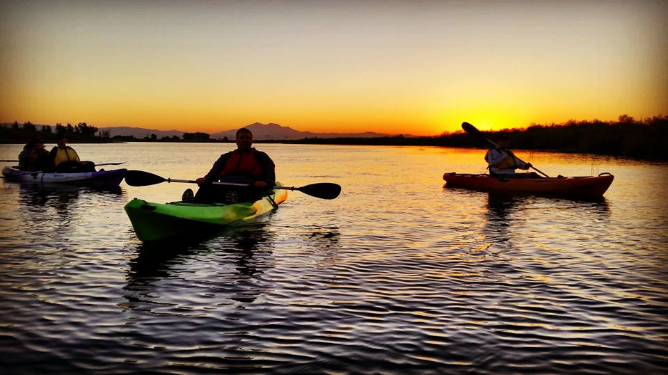 delta-kayak-adventures-sunset-paddle-tour