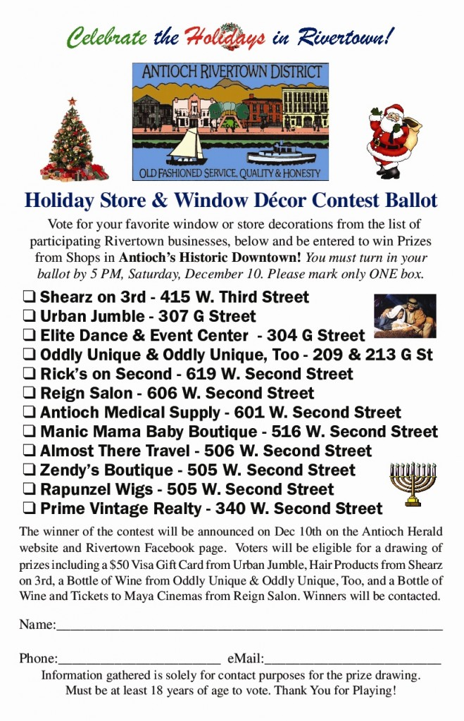 2016_Rivertown_holiday_store_window_decor_contest_ballot
