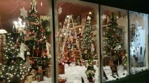 Urban Jumble's right store window.
