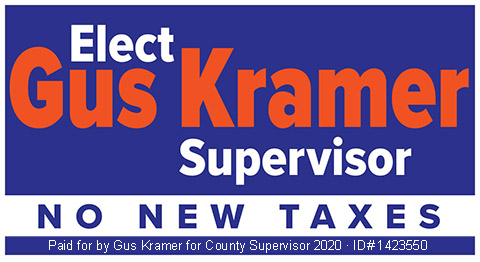 Gus Kramer 02-20 ad