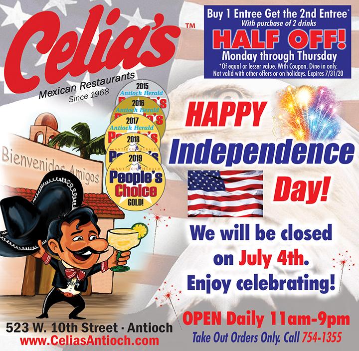 Celia's 07-20